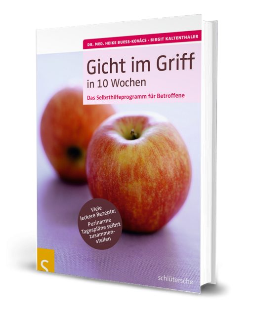heike.media — Dr. med Heike Bueß-Kovács Gicht im Griff