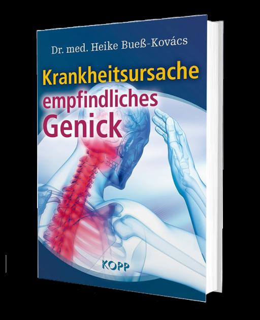 heike.media — Dr. med Heike Bueß-Kovács Krankheitsursache empfindliches Genick